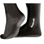 Neoprenové ponožky Metallite socks 2.5mm black