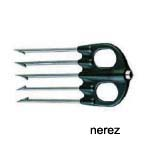 5 hrot nerezový Spearhead 5 prongs inox