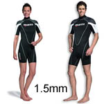 Mares Thermo guard short unisex